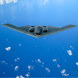Lockheed Secures Contract to Repair Electronic Warfare Receivers in Air Force's B-2 Bombers - top government contractors - best government contracting event