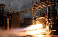 Aerojet Rocketdyne Conducts Hot Fire Tests on 3D-Printed Engine