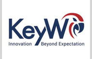 KeyW Gets ISO Quality Management Certification for Engineering, Technology Services
