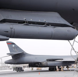 Lockheed to Supply Targeting Pods to Kuwait via US Air Force Delivery Order - top government contractors - best government contracting event