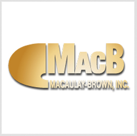 Air Force Taps MacAulay-Brown for Rapid Assessment Services Contract - top government contractors - best government contracting event