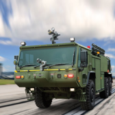 USMC Orders Additional Oshkosh-Built Aircraft Rescue & Firefighting Vehicles - top government contractors - best government contracting event