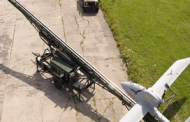Kratos-Robonic Team Delivers Pneumatic Launchers to US Army