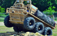 Lockheed Showcases Autonomous Tech for Military & Commercial Customers