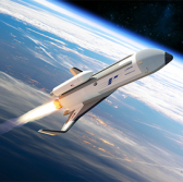 Report: DARPA, Boeing to Test, Launch Reusable Spaceplane at Cape Canaveral - top government contractors - best government contracting event