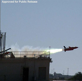 Kratos to Produce Aerial Target Systems Under Navy Contract Modification - top government contractors - best government contracting event
