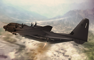 Harris to Supply EW Transmitter for Air Force C-130J Aircraft