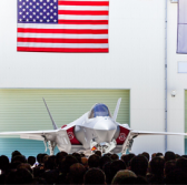 Lockheed: Japan Rolls Out 1st Locally Assembled F-35A Aircraft - top government contractors - best government contracting event