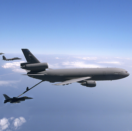 Rockwell Collins to Help Manage Air Force KC-10 Repairs - top government contractors - best government contracting event