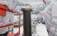 Northrop Receives Astro Aerospace-Built Boom Assemblies for NASA's Webb Telescope