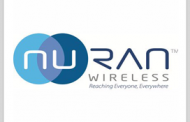 NuRAN Subsidiary to Supply NAVAIR With Software-Base Radio Tech