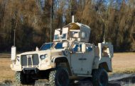 Oshkosh Introduces Joint Light Tactical Vehicle with Missile, IED Resistance Upgrades