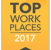Knight Point Systems Wins Washington Post's Greater Washington Area 2017 Top Workplaces Award - top government contractors - best government contracting event