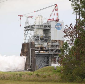 Aerojet Rocketdyne-Built Engines for NASA Space Launch System Now Ready for Integration - top government contractors - best government contracting event