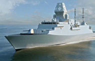 David Brown Santasalo to Aid BAE Systems' Bid for Australian Future Frigate Program