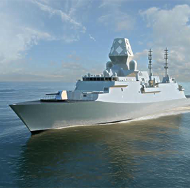 BAE Offers to Build Digital Shipyard Under Australia's Future Frigate Program - top government contractors - best government contracting event