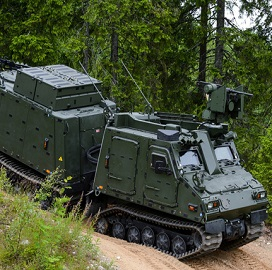 BAE to Pursue US Military All-Terrain Support Vehicle Program - top government contractors - best government contracting event