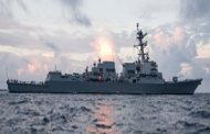 HII Subsidiary Completes Builder's Sea Trials of 'Ralph Johnson' Destroyer Ship