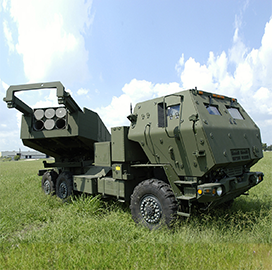 Lockheed Begins Mobile Rocket Launcher Delivery Under FMS Contract - top government contractors - best government contracting event