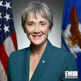 In The News: Heather Wilson, 24th Secretary of the U.S. Air Force - top government contractors - best government contracting event