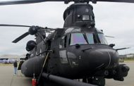Boeing Gets $81M MH-47G Special Operations Helicopter Delivery Order