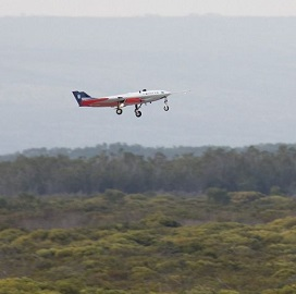 Airbus Tests Unmanned Jet-Propelled Aircraft Demonstrator - top government contractors - best government contracting event