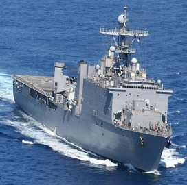 BAE Unit to Plan, Execute USS Comstock Phased Maintenance Under $50M Award - top government contractors - best government contracting event