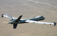 General Atomics MQ-9 UAS Aids in Northern California Firefighting Efforts