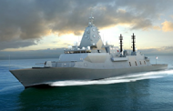 BAE Bids on Australia SEA 5000 Future Frigate Program