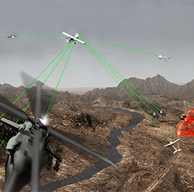 Rockwell Collins Hands Over GPS Anti-Jam Tech to Air Force - top government contractors - best government contracting event