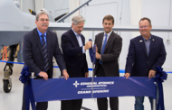 General Atomics Opens Flight Test & Training Center Hangar in North Dakota