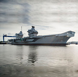 BAE Systems to Support All UK Navy Vessels at Portsmouth Naval Base - top government contractors - best government contracting event