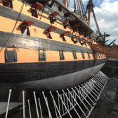 BAE Helps UK Navy Museum Preserve HMS Victory Warship - top government contractors - best government contracting event