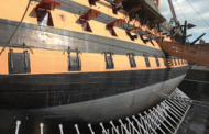 BAE Helps UK Navy Museum Preserve HMS Victory Warship