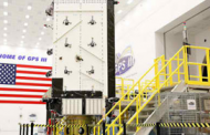 Lockheed Receives 3rd Harris-Built Navigation Payload for Air Force GPS III Satellite
