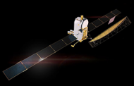 Northrop Subsidiary Reviews Design of Inmarsat Satellite L-Band Reflectors
