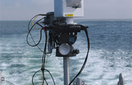 Johns Hopkins APL Demos Free-Space Optical Comms Tech at Sea