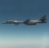 Lockheed Test-Fires Tactical LRASM Missile From B-1B Bomber Aircraft - top government contractors - best government contracting event