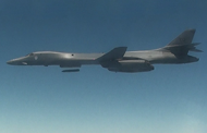 Lockheed Test-Fires Tactical LRASM Missile From B-1B Bomber Aircraft