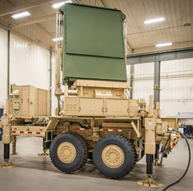 Lockheed to Demo AESA Radar at Space & Missile Defense Symposium - top government contractors - best government contracting event
