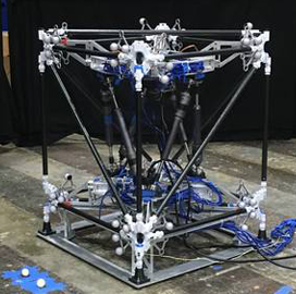 Orbital ATK Helps NASA Demo Robotic Assembly Tech; Dave Moore Comments - top government contractors - best government contracting event