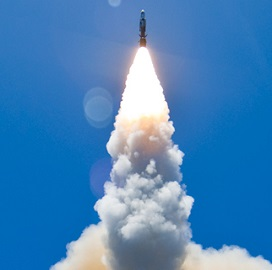 Raytheon Secures Navy Funds for Standard Missile-6 Material Procurement - top government contractors - best government contracting event