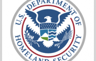 DHS to Host Industry Day for Cybersecurity Contractors