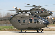 Airbus Unit to Continue Army UH-72 Helicopter Logistics, Sustainment Support