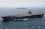 Huntington Ingalls Division to Help Maintain, Modernize USS Dwight Eisenhower Carrier