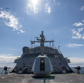Lockheed-Fincantieri Marinette Marine Team Supports Navy USS Little Rock LCS Acceptance Trials - top government contractors - best government contracting event