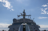 Lockheed-Fincantieri Marinette Marine Team Supports Navy USS Little Rock LCS Acceptance Trials