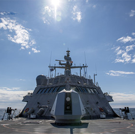 Navy Receives 5th Freedom-Variant LCS From Lockheed, Fincantieri Marinette Marine - top government contractors - best government contracting event
