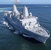 HII's USS Portland Completes Navy Sea Trials Ahead of Planned Fall Delivery - top government contractors - best government contracting event