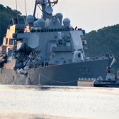 Patriot Shipping to Transport USS Fitzgerald to HII Facility in Mississippi - top government contractors - best government contracting event
